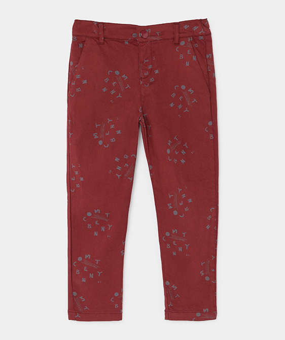 All Over Comet Benny Chino Pants #064