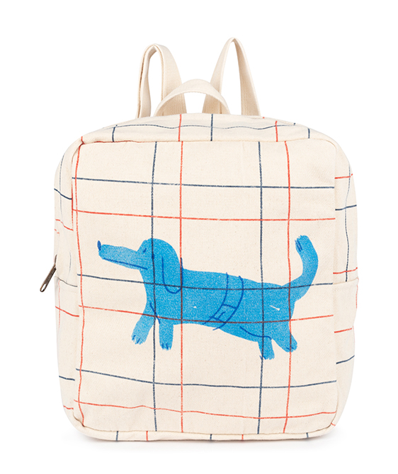 Dog Petit School Bag #287