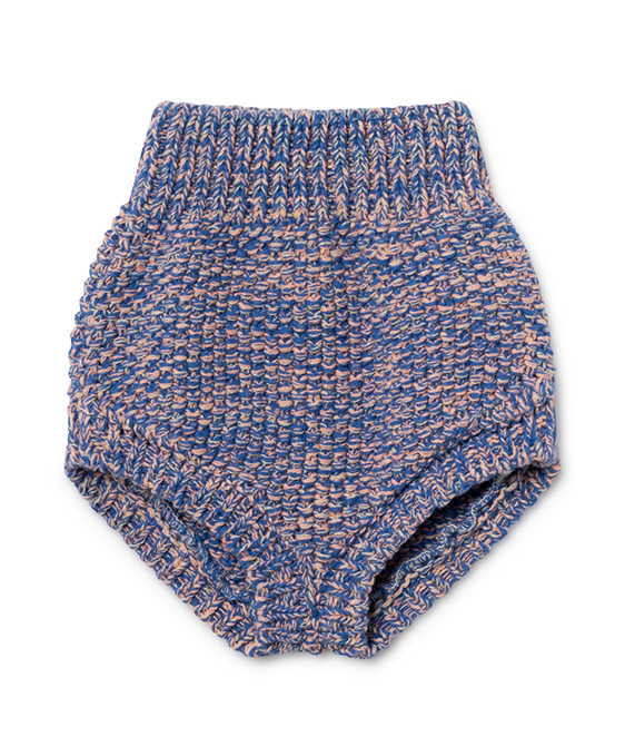 B.C. Knitted Culotte (Baby&Kid) #125