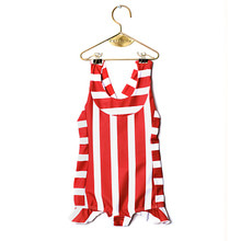 Iris Swimsuit - Red Stripes ★ONLY 2Y★