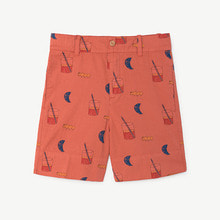 Pig Kid Bermudas - Red Glasses