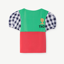 Duck Kid Top - Green + Red TAO Bust