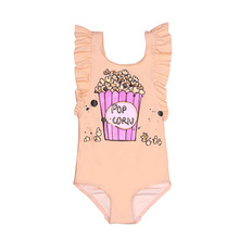 Popgirl Swimsuit - Peach Parfait ★ONLY 2Y★