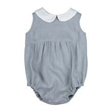 Love Romper - Grey