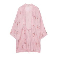 Pijama Housecoat - Strawberry ★ONLY 3Y★