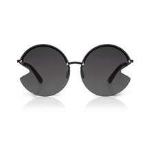 Happy Sunglasses - Matte Black ★품절 임박★