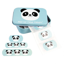 [2차 입고] Plasters In Tin Miko The Panda
