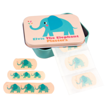 [2차 입고] Plasters In Tin Elvis The Elephant