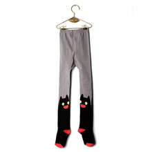 Cat Tights (baby/Kid) - Black