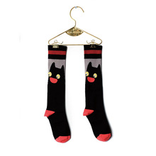 Cat Socks (baby/Kid) - Black