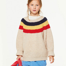 Raven Kids Sweater - Soft Beige ★ONLY 6Y★