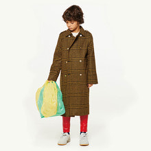 Jaguar Kids Coat - Yellow
