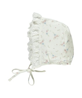 Paris Bonnet - Floral print