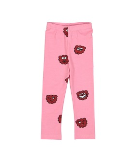 Leggings - Pink Raspberry ★ONLY 6Y★