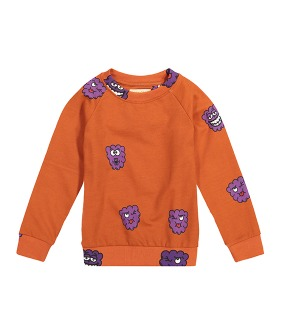 Sweatshirt - Purple Raspberry ★ONLY 6Y★