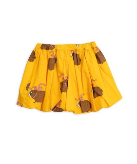Posh Guinea Pig Balloon Skirt -  Yellow ★ONLY 92/98★