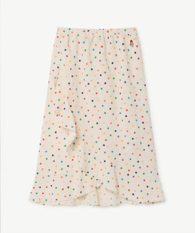 Dots Manatee Kids Skirt - 1046_036_ML ★ONLY 3Y★