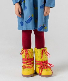 Yellow Cosmo Boots#279