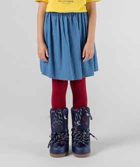 Blue Cosmo Boots#280