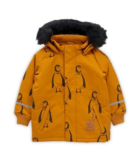K2 Penguin Parka - Brown