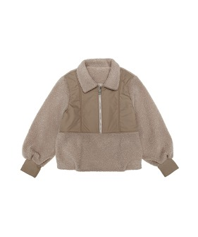 Austin Teddy Sweater - Camel