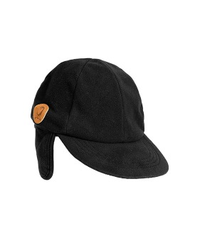 Fleece Cap - Black ★ONLY 48/50★