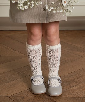 Louisa Socks - White ★ONLY 6-12M★