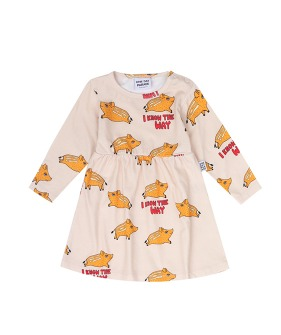 Wild Boar Dress ★ONLY 3-4Y★