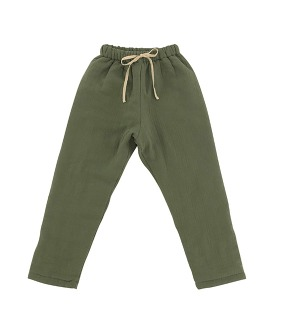 Doble Tavi Pants - Olive