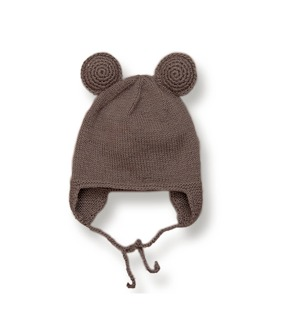 Remy Mouse Hat - Nutty Brown ★ONLY 18-24M★