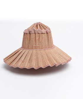 Women's Capri Hats - Flores bungalow