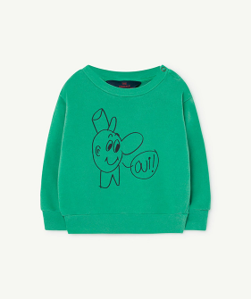 Bear Baby Sweatshirt - 001140_197_PP ★ONLY 12M★