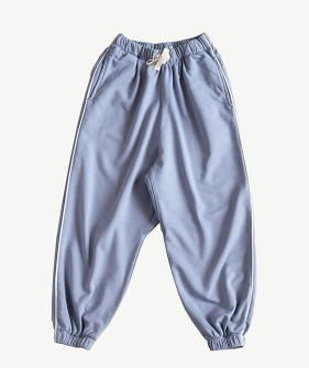 Running Pant - Steel  _MS068 ★ONLY 4-5Y★