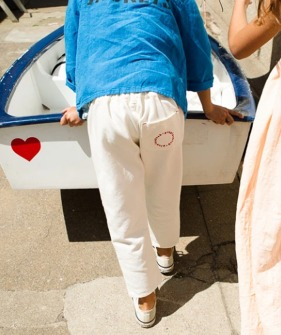 Unisex Trousers - Off White ★ONLY 6Y★