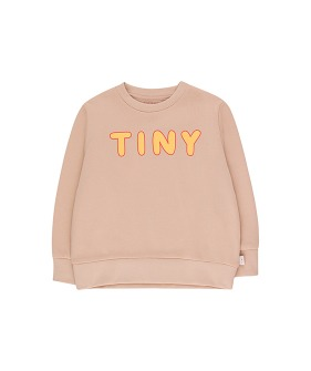 Tiny Sweatshirt - Light Nude/Yellow