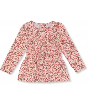 Girl UV Blouse - Blossom Mist/Grenadine