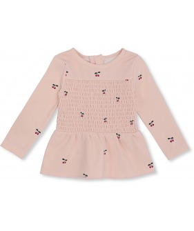 Girl UV Blouse - Cherry/Blush ◆1차 바로배송◆