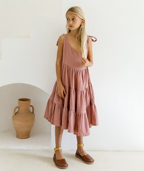 Jaana Dress - Blush