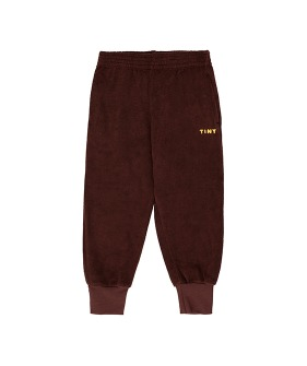 """Tiny"" Sweatpant - Ultra Brown/Yellow ★ONLY 8Y★"