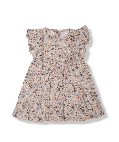 Blooms Dress - Pink ★ONLY 3-4Y★
