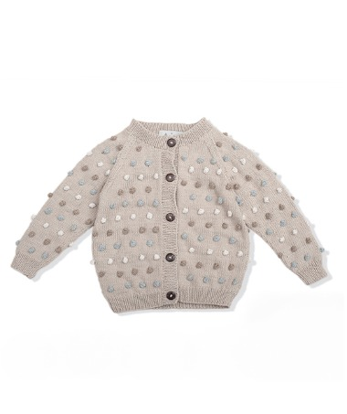 Bubble Cardigan - Spring Disco ★ONLY 4Y★