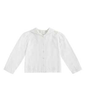 Sidonie Sailor Blouse - Cross Stitch Embroidery ★ONLY 5-6Y★