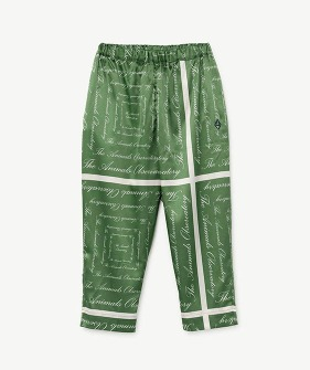 Silky Elephant Kids Trousers - S21014_188_CD