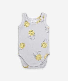 Pet A Lion Sleeveless Body (Baby) #121AB023/904