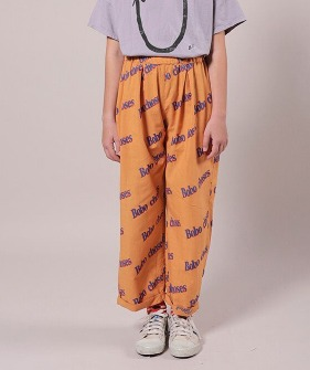 Bobo Retro All Over Baggy Trousers #121AC060/204