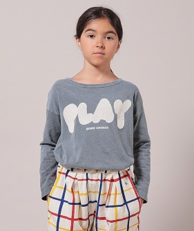 Play Long Sleeve T-Shirt #121AC026/905
