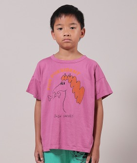 Fetching Horse Short Sleeve T-Shirt #121AC006/507