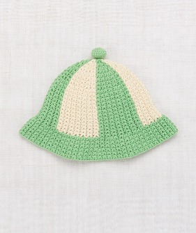 Crochet Beach Hat - Peapod