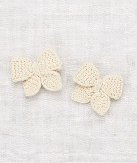 Baby Puff Bow Set - String