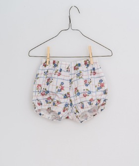 Poppy Bloomers - Teatime Floral
